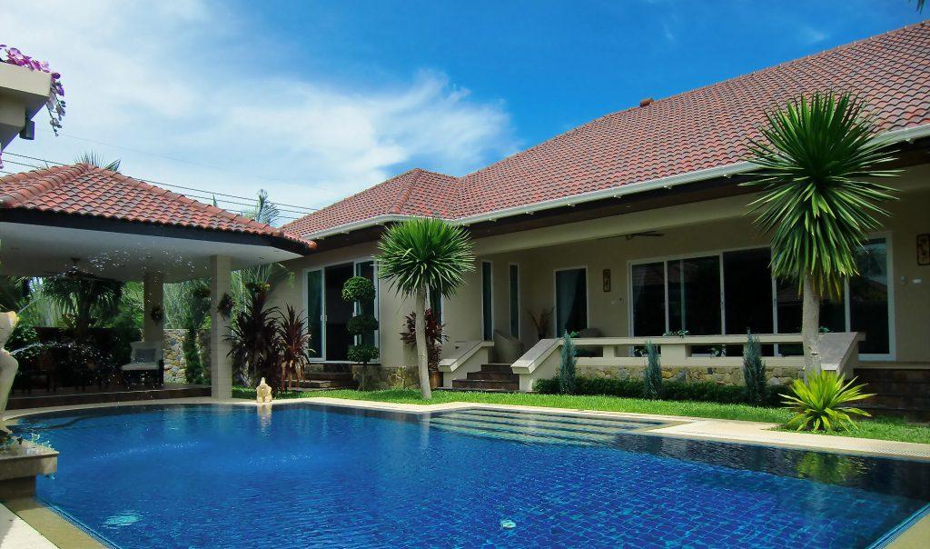 Haus in Pattaya zum Verkauf
