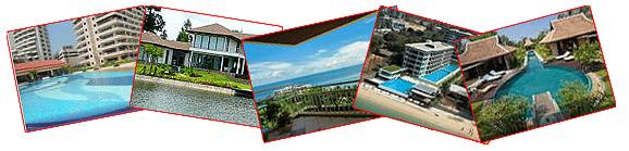 Pattaya Immobilien - Häuser und Eigentumswohnungen