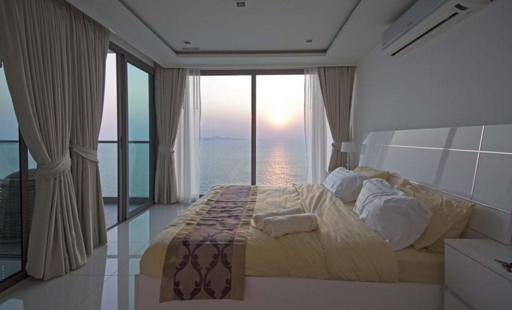 Vermietung einer Wohnung in Pattaya - Naklua