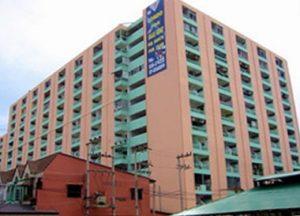 Alte Eigentumswohnung in Pattaya mit relativ günstigen Verkaufspreisen