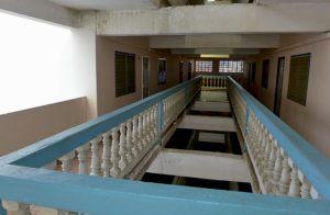 Treppenhaus in einem alten Condo Pattaya - billig