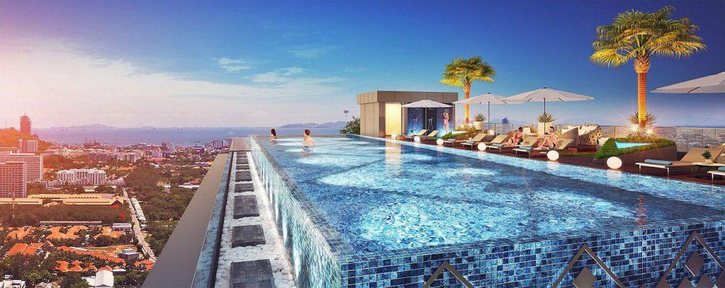 Millenium Swimmingpool Pattaya