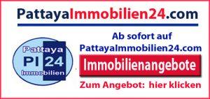 Neu : Immobilienangebote Pattaya Jomtien auf PattayaImmobilien24.com