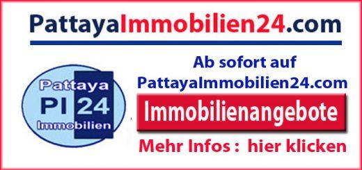 Neu : Pattaya Immobilienangebote bei PattayaImmobilien24