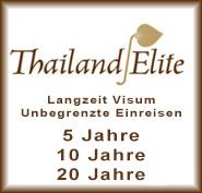 Thailand Elite Langzeitvisum mit unbegrenzten Einreisen
