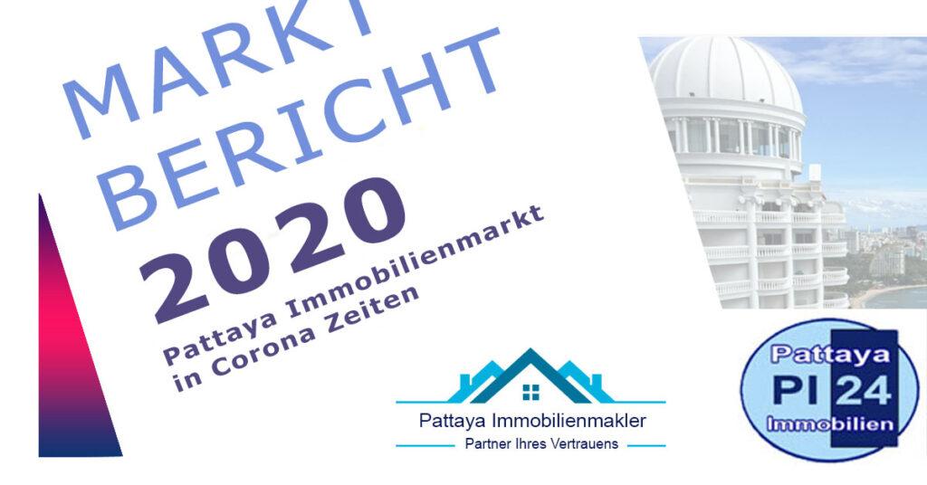 Marktbericht 2020 - Die Immobiliensituation in Pattaya in Coronazeiten