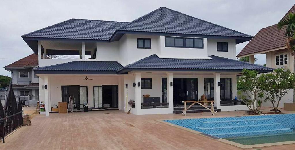 Einfamilienhaus Neubauangebot Pattaya
