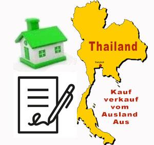 Thailand Immobilien vom Ausland aus kaufen und verkaufen